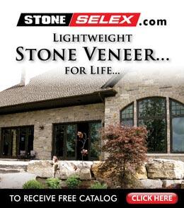 Stone selex Lightweight Stone Veneer