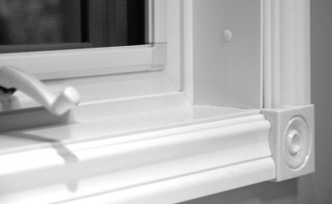 infinity windows casement window detail window
