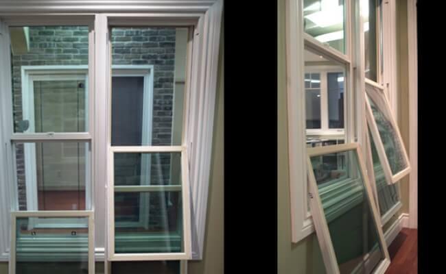 infinity windows hung window